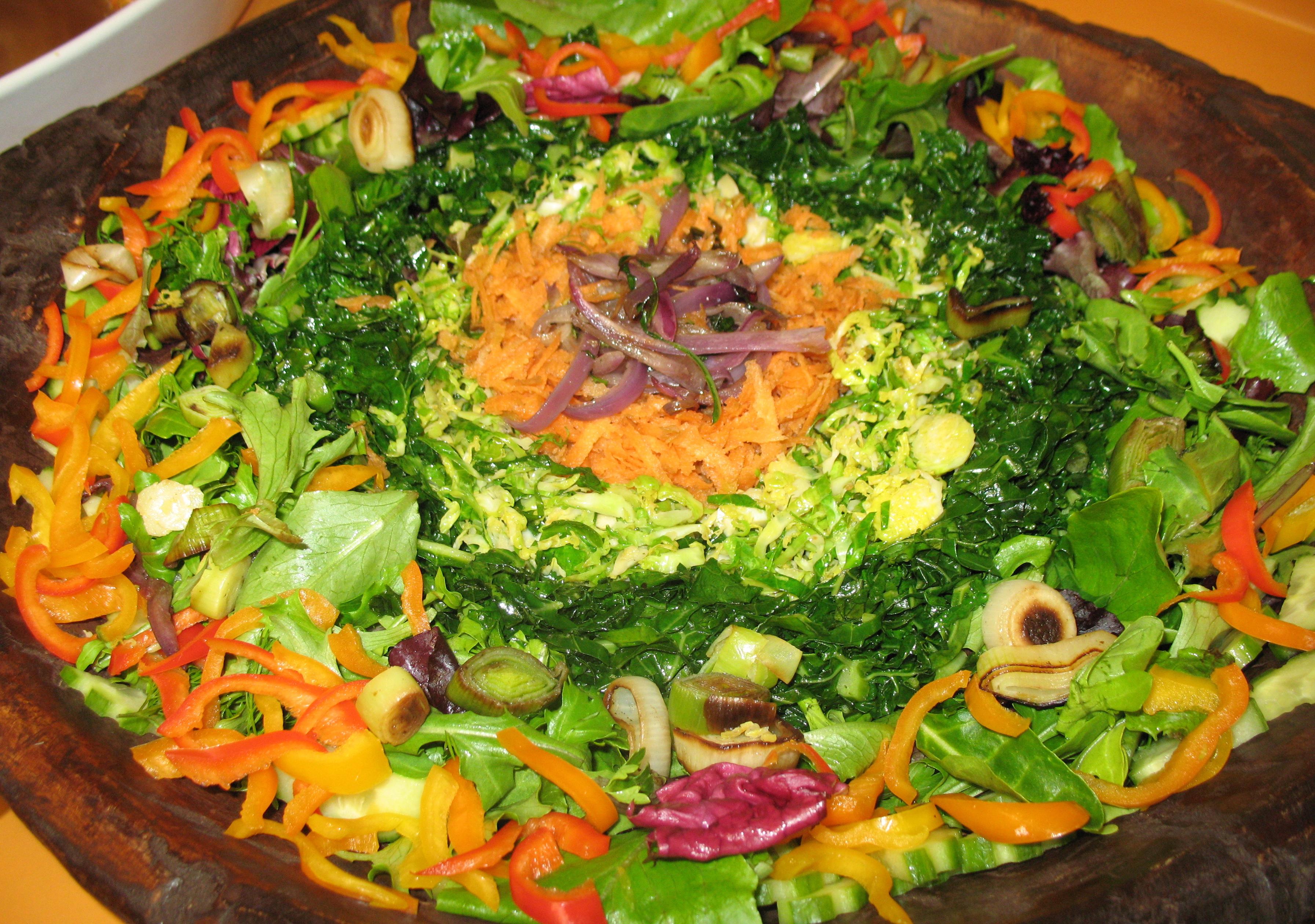 Concentric Salad